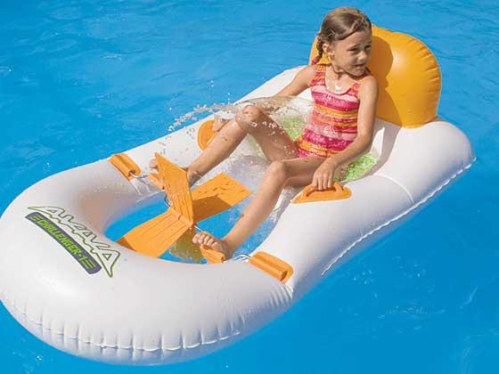 jeux piscine bateau p dalier gonflable challender 24434. Black Bedroom Furniture Sets. Home Design Ideas