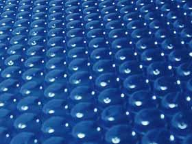 Bâche à Bulles Pour Piscine Rio µ Bleu - Baches a bulles pour piscine sur mesure