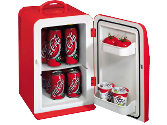 glaci re mini r frig rateur mini fridge 15 coca cola 15l 38546. Black Bedroom Furniture Sets. Home Design Ideas