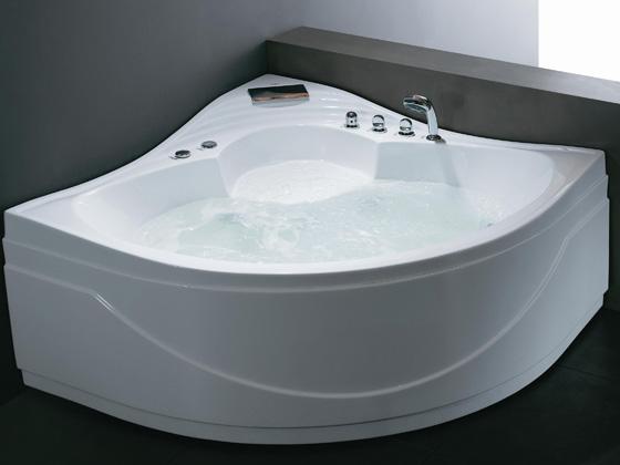 baignoire baln o sweet 1 pl 135x135x68cm 26522. Black Bedroom Furniture Sets. Home Design Ideas