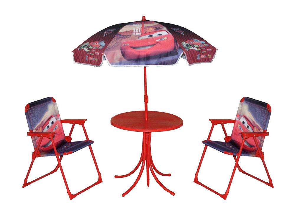 mobilier enfant salon de jardin cars 43714. Black Bedroom Furniture Sets. Home Design Ideas