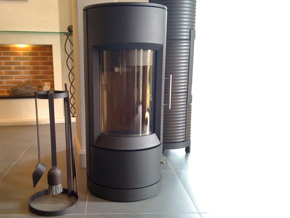 serviteur chemin e ou po le bois 37594. Black Bedroom Furniture Sets. Home Design Ideas