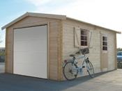 Garage - 21.09 m² - 5.45 x 3.86 x 2.64 m - 40 mm