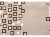 """Tapis """"Urban"""" en velours - L 168 x l 64 cm"""