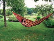 "Hamac jardin ""PARADISO"" tropical"