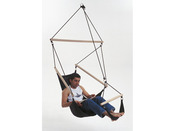"Hamac jardin ""Swinger black"""