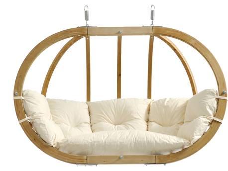 "Nacelle jardin Amazonas ""Globo Royal Chair"" - 176 x 118 x 72 cm - Natura"