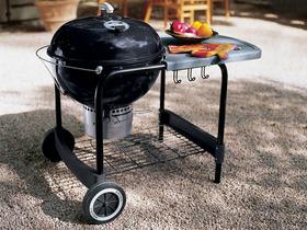 Barbecue à bois