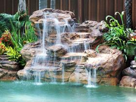 cascade piscine niagara 240 x 105 x 88 cm 33476. Black Bedroom Furniture Sets. Home Design Ideas