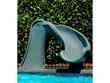 "Jeux piscine - Toboggan ""Cyclone"" - Gris granite"