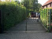 "Portail ""Antwerpen""- 3 x 1,5 x 2,1 m"