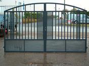 "Portail ""Chimay""- 3 x 1,5 x 2,1 m"