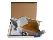Accessoires - Boîte de dérivation résine gel à couler GKM démontable