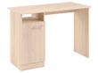 """Bureau """"Soft"""" - 100 x 49 x 74 cm - Coloris acacia"""