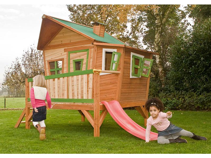cabane enfant bois emma x x m 39719. Black Bedroom Furniture Sets. Home Design Ideas
