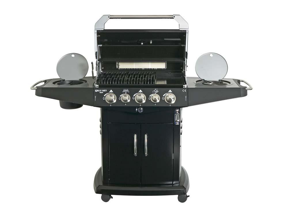 Barbecue favex ā gaz blue ember fiesta 13 kw Tous les