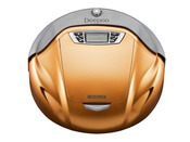 """Aspirateur robot automatique """"D58"""" - Avec écran LCD, Télécommande et bandes magnétiques"""
