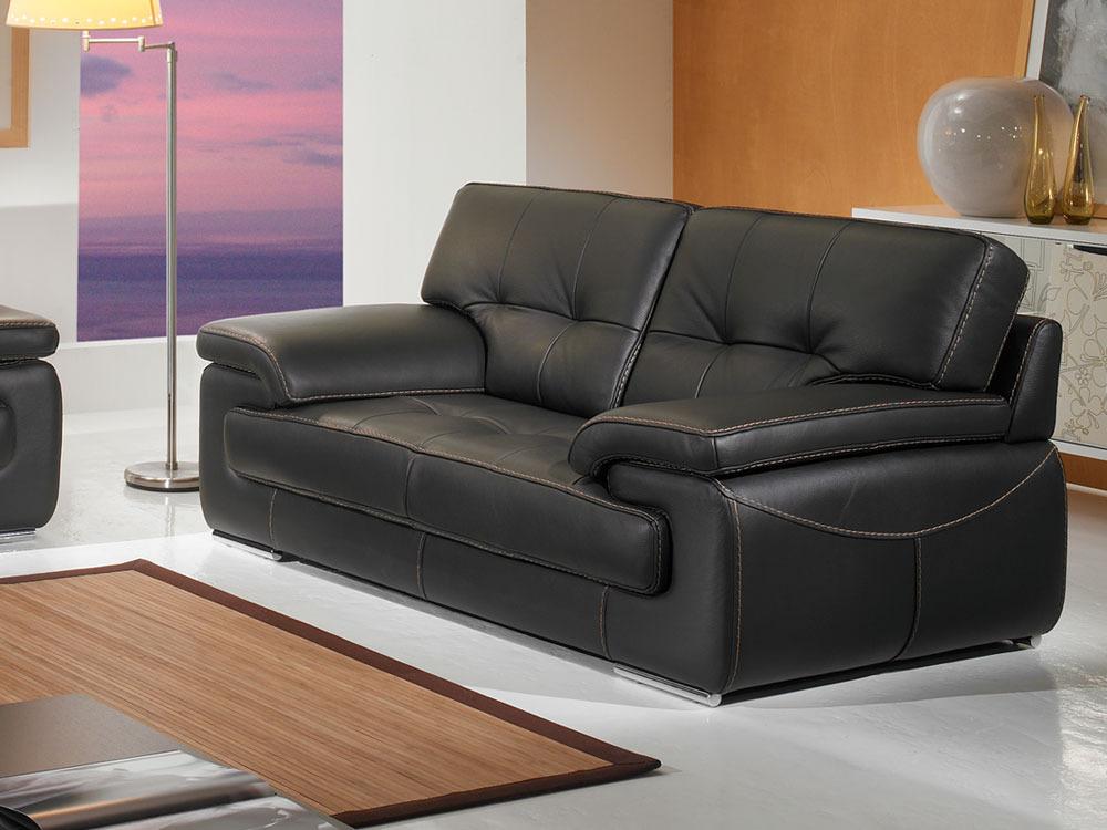 Canapé cuir de vachette \