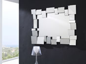 "Miroir mural ""Londres"" - 118 x 88 cm"