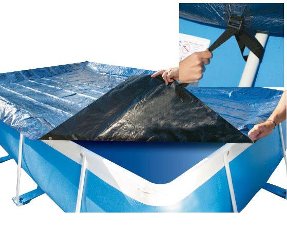 bache piscine rectangulaire tubulaire. Black Bedroom Furniture Sets. Home Design Ideas