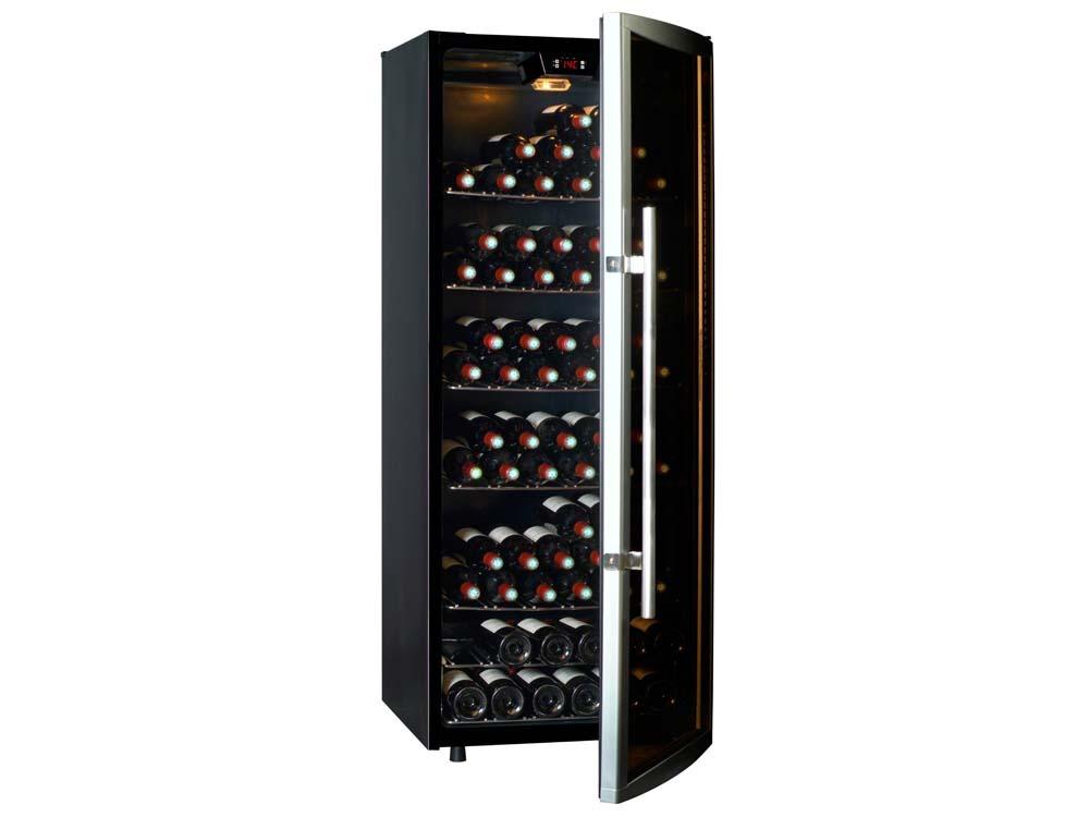 cave vin 120 bouteille cdv121v 57463. Black Bedroom Furniture Sets. Home Design Ideas