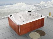 """Spa """"Seychelles"""" 7 places assises - système Balboa + Bluetooth intégré - 250x220x97 cm"""