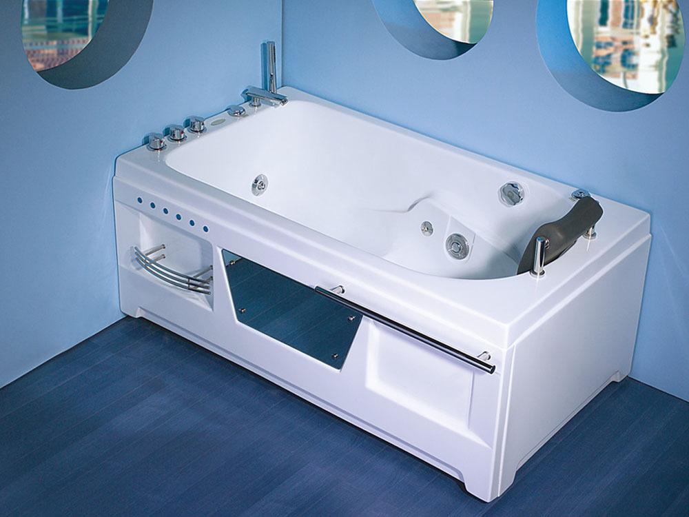 baignoire baln o ontario 170 x 80 x 63 cm 51338. Black Bedroom Furniture Sets. Home Design Ideas