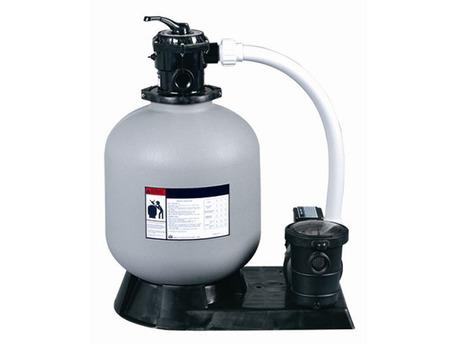 Groupe de filtration à sable complet 10m3/h